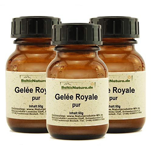 Gelee Royale pur 150g - geprüfte Qualität Gelée Royale