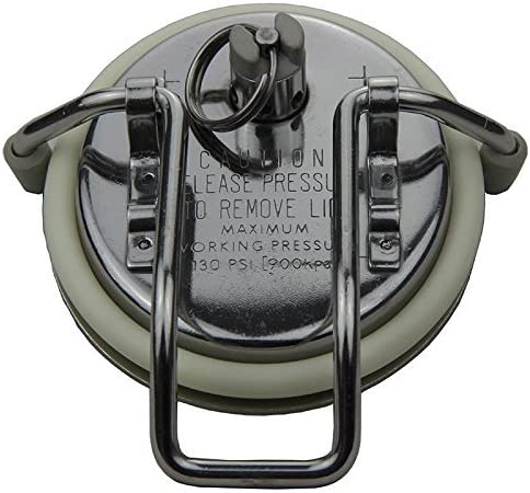 New Replacement Corny Oval Keg Max 49% OFF Virginia Beach Mall Lid Stainless Beer Steel Barrels