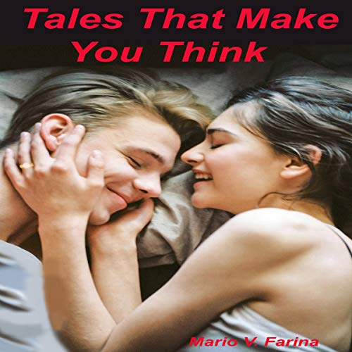 Tales That Make You Think  By  cover art