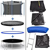 Kinetic Sports Outdoor Gartentrampolin 396 cm - 6