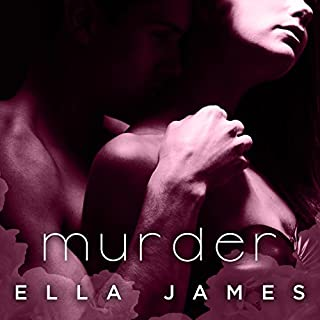 Murder audiobook cover art