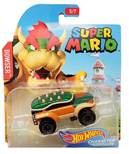 Hot Wheels - Super Mario Character Cars - Bowser