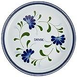 DANSK ダンスク セージソング サラダプレート 541810 電子レンジ・オーブン・食洗器対応 皿