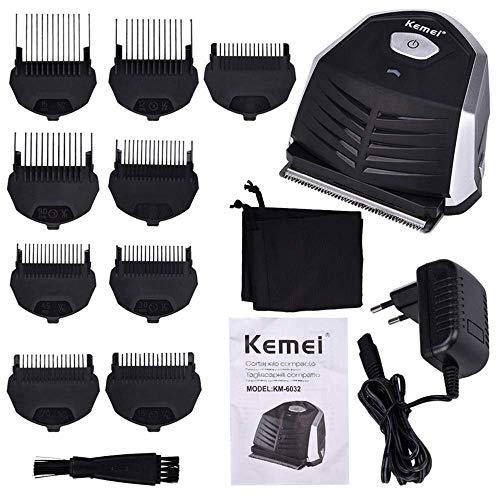 Kemei Portable Hair Clipper Electric Inalámbrico Mini Trimmer Profesi