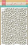 Marianne Design Plantilla de Máscara, Leopardo