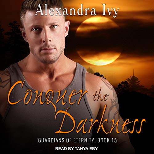 Conquer the Darkness audiobook cover art