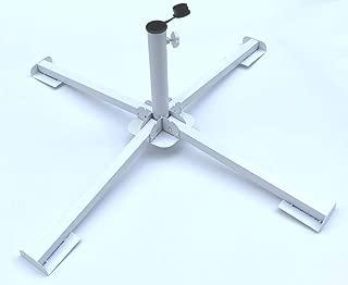 Adjustable Portable Foldable Beach Anchor Outdoor Sunshade StandPatio Umbrella Base Holder