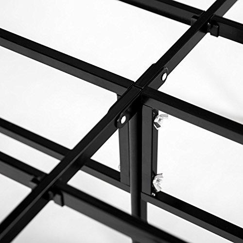 Zinus(ジヌス)『ベッドフレーム36cm簡単組立てセミダブル』