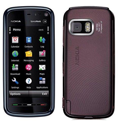 Nokia 5800 XpressMusic - Mobiltelefon mit Zwei Digitalk