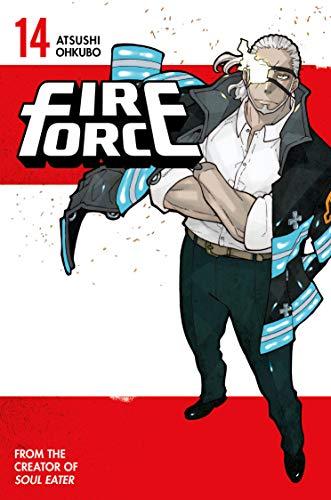Ohkubo, A: Fire Force 14