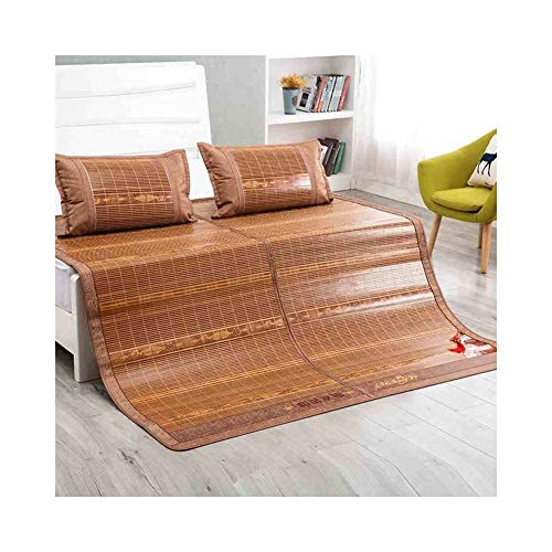 Purchase LIUYUNH Home Life Summer Sleeping Mat Bamboo Mat Mat Mat Top Cushion Smooth Air Conditionin...