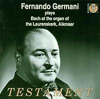 Fernando Germani plays Bach at the organ of the Laurenskerk, Alkmaar (2001-03-08)