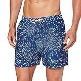 HKT by Hackett Hkt Shark Pantalones Cortos, Azul (Bright Navy 5cr), Small para Hombre