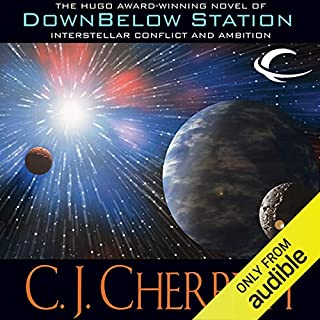 Downbelow Station cover art