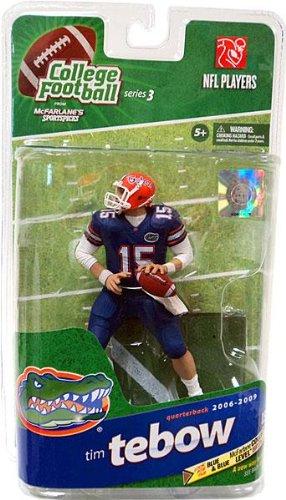 McFarlane Toys NCAA COLLEGE Football Sports Picks Series 3 Action Figure Tim ...