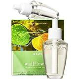 Bath & Body Works Leaves Wallflowers Home Fragrance Refills, 2-Pack, 0.8 Fl Oz Each
