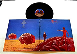 Rush HEMISPHERES - Mercury Records 1978 - USED Vinyl LP Record - 1978 Pressing - Cygnus X-1 Book II - La Villa Strangiato - The Trees - Circumstances