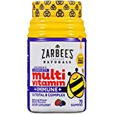 3. Zarbee's Naturals Children's Complete Multivitamin + Immune* Gummies, Mixed Berry Flavors, 70 Gummies