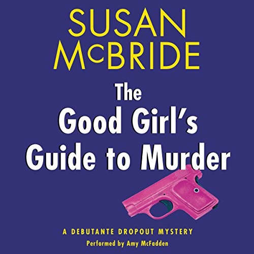 The Good Girl's Guide to Murder audiobook cover art