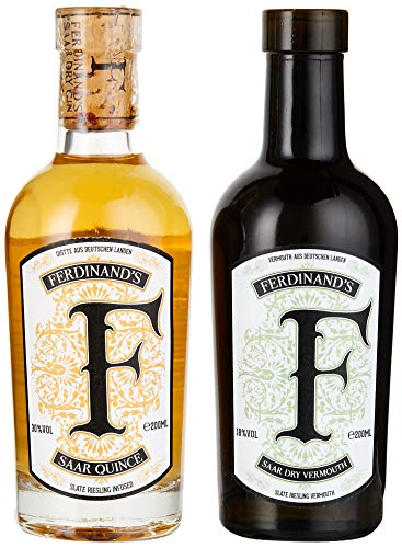 Ferdinand'S Twinpack Gin & Quitte 1er (2 x 200 ml)