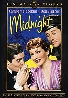 [北米版DVD リージョンコード1] MIDNIGHT (1939) / (FULL DOL)