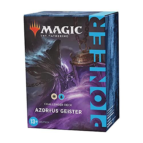 Magic the Gathering Pioneer Challenger Deck 2021 – Azorius-Geister (Weiß-Blau)