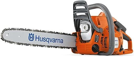 Husqvarna 240, 14 in. 38.2cc 2-Cycle Gas Chainsaw