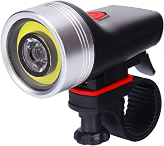 VonVonCo Bicycle Light and Taillight USB Rechargeable 500 Lumen LED Bike Light Light Taillight Waterproof Sets