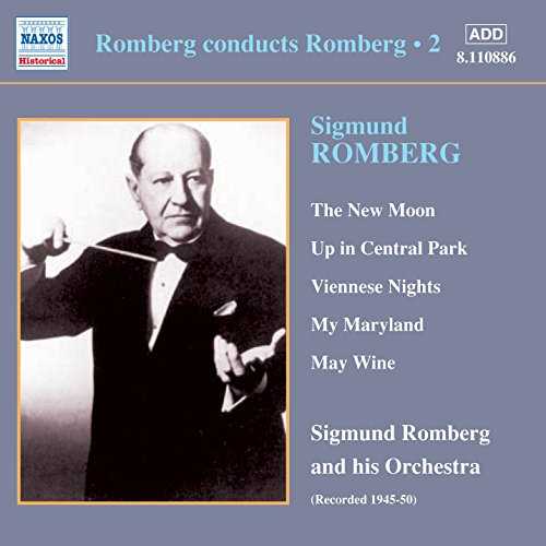 Romberg: Romberg Conducts Romberg, Vol. 2 (1945-1950)