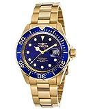 Invicta Men's 17058 Pro Diver 18k Gold...
