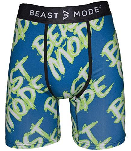 PSD Underwear Herren Boxershorts,Luda Beast,XXL