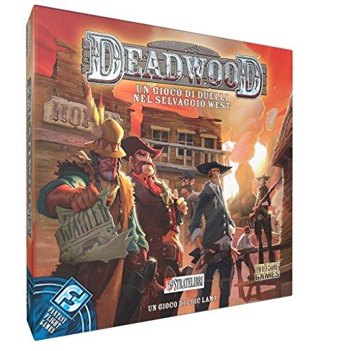 Giochi Unis - SL0064 - Jeu de Société - Deadwood