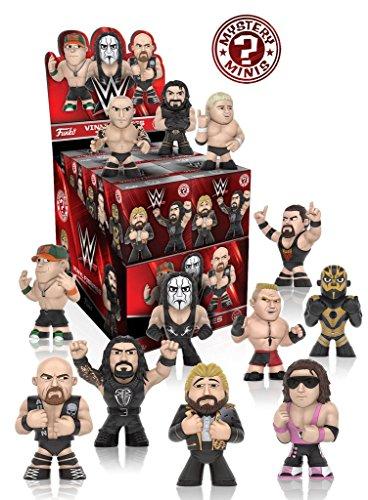 FUNKO MYSTERY MINI: WWE S2 (ONE Random Figure Per Purchase)