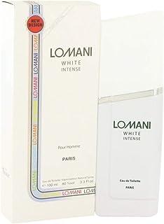 Lomani White Intense by Lomani Eau De Toilette Spray 3.3 oz / 100 ml (Men)