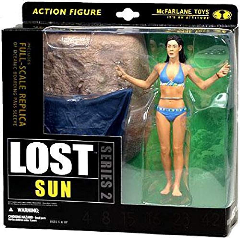LOST  SUN KWON (YUNJIN KIM) - Actionfigur