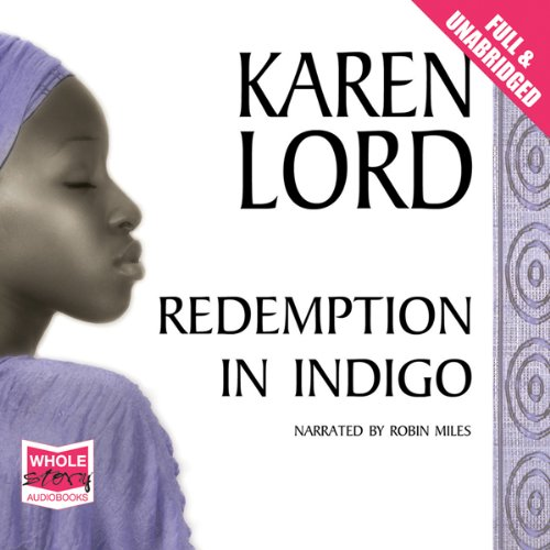 Redemption in Indigo cover art
