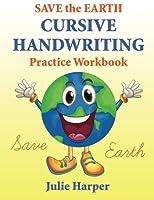 Save the Earth Cursive Handwriting