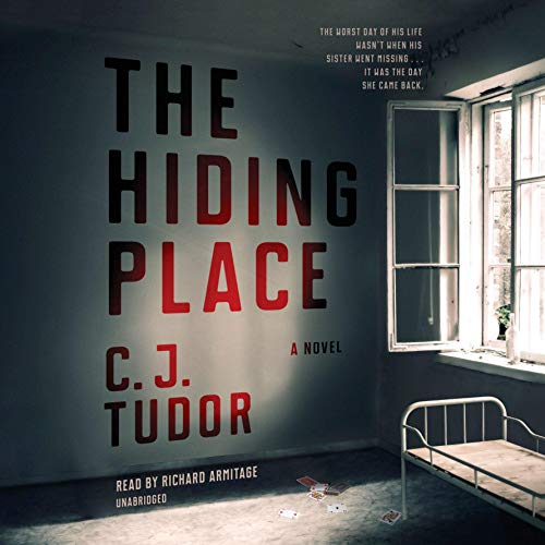 The Hiding Place audiobook cover art