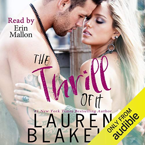 The Thrill of It (No Regrets) audiobook cover art