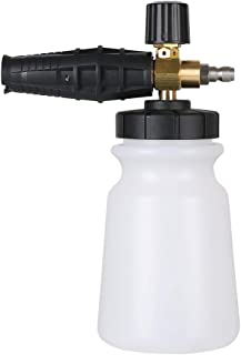 Weirran High Pressure Foam Cannon 800ml for Car Wash,Snow Foam Lance,Clean Exterior Side of Your Houses, Motorcycles, Boats etc
