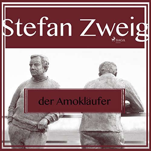 Der Amokläufer audiobook cover art