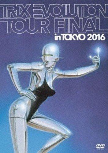TRIX EVOLUTION TOUR FINAL in TOKYO 2016 【Blu-ray】
