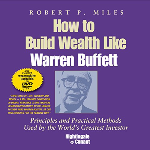 How to Build Wealth Like Warren Buffett audiobook cover art