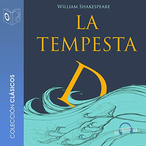 La tempestad [The Tempest] audiobook cover art