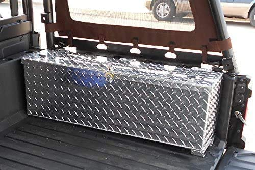 Hi-Standard Outfitters Lockable Aluminum Storage/Tool Box Fits: Polaris XP 900 Ranger