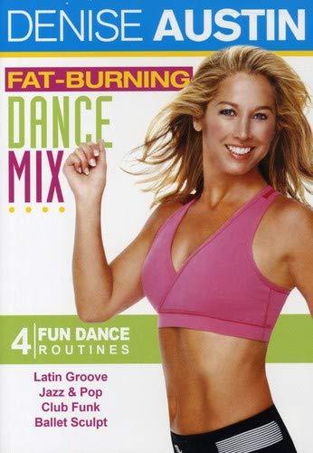 Denise Austin-fat Burning Dance Mix