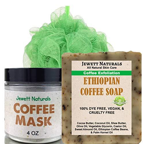 Coffee Scrub - Cellulite, Stretch Marks, Spider Veins. Exfoliate and Add Moisture
