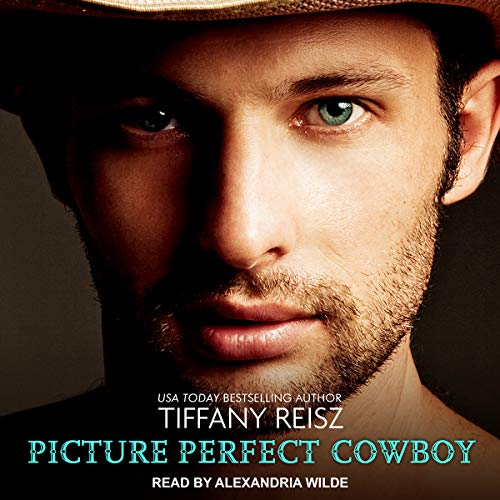 Picture Perfect Cowboy audiobook cover art