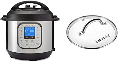 Instant Pot Duo Nova 7-in-1 Electric Pressure Cooker, Slow Cooker, Rice Cooker, Steamer, Saute, Yogurt Maker, 14 One-Touch...
