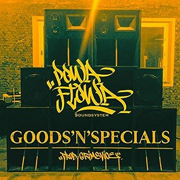 Powaflowa Soundsystem - Goods'n'specials